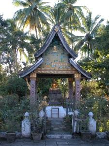 Temple Luang Prabang, Laos